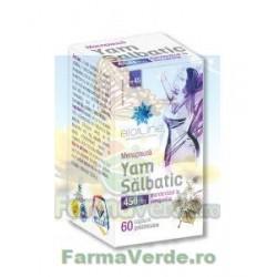 Yam salbatic 450 mg solutia in menopauza 60 capsule gelationase ACHELCOR PHARMA BIOSUNLINE