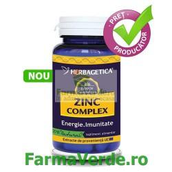 Zinc Complex 60 capsule Herbagetica