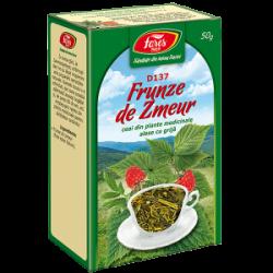 Ceai Frunze Zmeur 50 g Fares