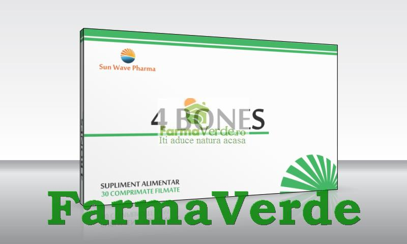 4Bones Plus 30 Cpr Sun Wave Pharma