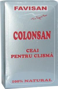 Ceai Colonsan 150 g Favisan