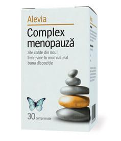 Complex Menopauza 30 Cpr Alevia