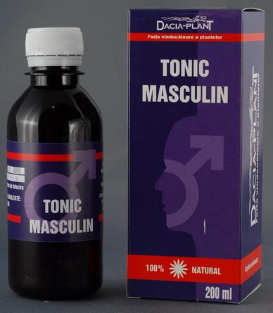 Tonic Masculin 200ml Dacia Plant