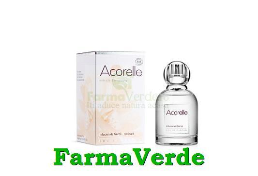 Acorelle Apa de parfum BIO Citrus Infusion 50 ml Life Care BIO