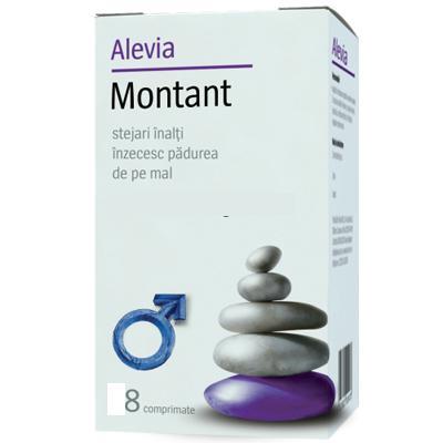 MONTANT ALEVIA 8 CPR - ERECTII DE DURATA