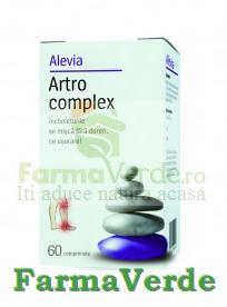 ArtroComplex 60 Cpr Articulatii sanatoase Alevia