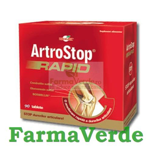 Artrostop RAPID 90 Tablete+CREMA GRATIS Walmark