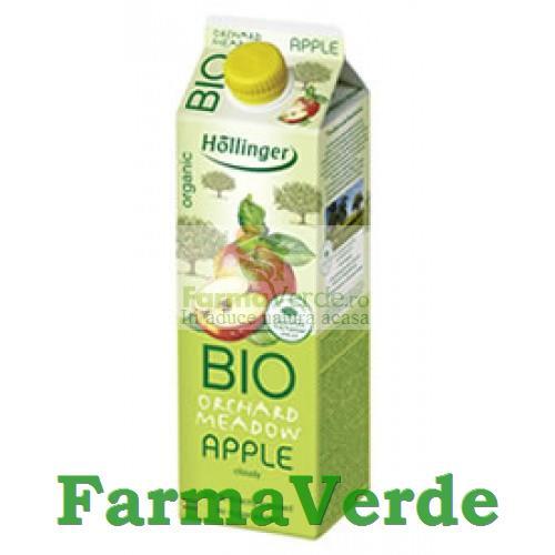 Suc De Mere Bio 1000 ml Hollinger Biosens