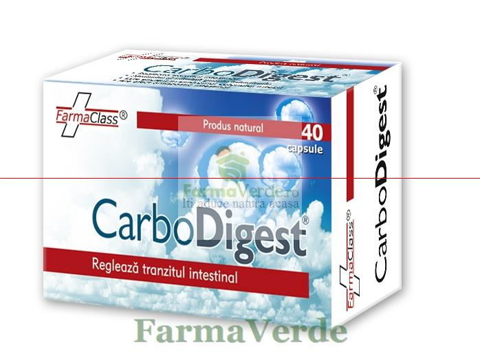 CarboDigest 40 capsule FarmaClass