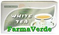 White Tea Ceai Alb 20 pliculete Mixt Com Dr Chen