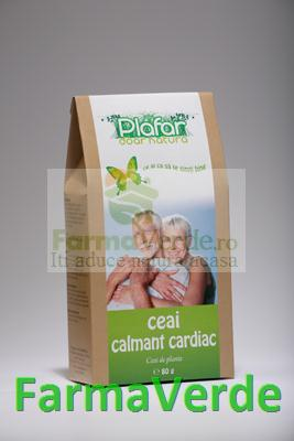 Ceai Calmant Cardiac 80 gr Plafar