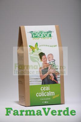 Ceai Colicalm Junior 80 gr Plafar