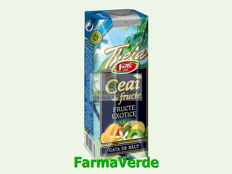Ceai Aromfruct Fructe Exotice 20 doze Fares