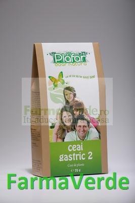 Ceai Gastric 2 50 gr Plafar