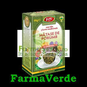 Ceai Matase Porumb 50 g Fares