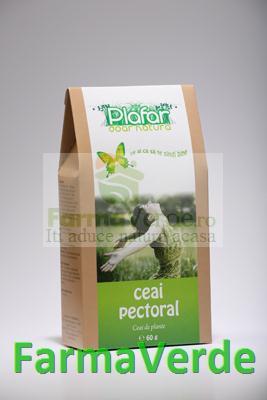 Ceai Pectoral 60 gr Plafar
