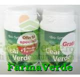 PROMO!! Ceai Verde Extract 30 Cps +30 cps GRATIS! Bio-Synergie