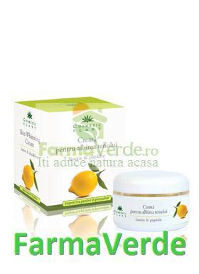 Crema pentru albire cu extract de papadie 50 ml Cosmetic Plant