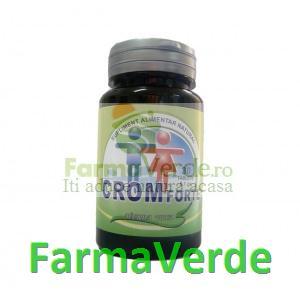 Crom Forte Picolinat 30 Capsule Herbavit