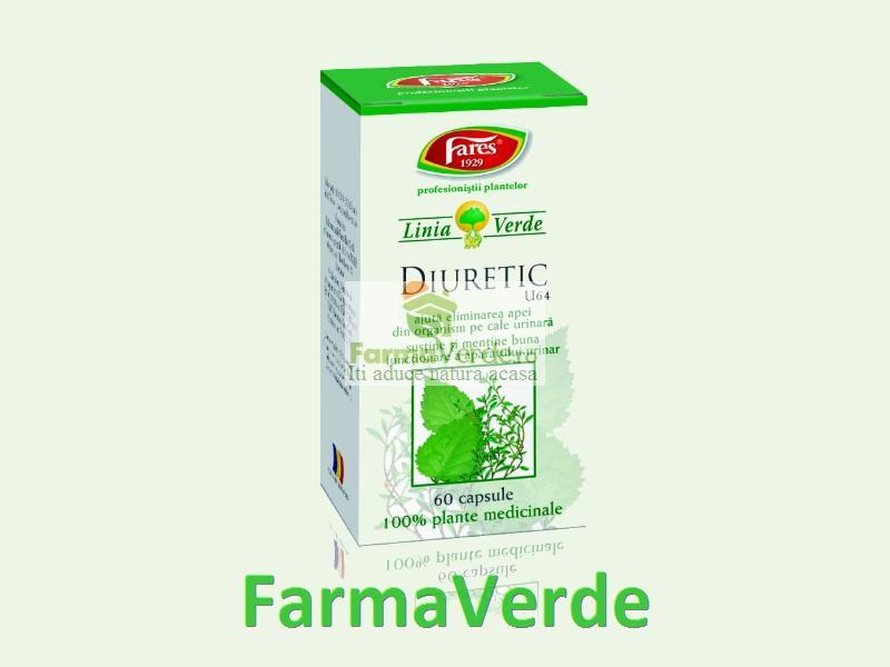 Diuretic Diurofit 1 60 capsule Fares