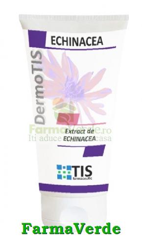 DermoTis Crema Echinaceea 50 ml Tis Farmaceutic
