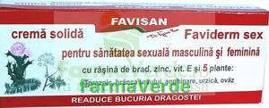 Faviderm SEX crema solida 13 gr Favisan