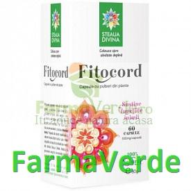 Fitocord 60 cps Steaua Divina