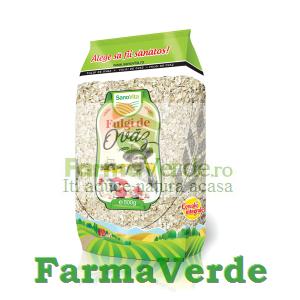 Fulgi de Ovaz Cereale 500 gr SANO VITA