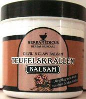 Balsam Gheara Diavolului 250ml Herbamedicus