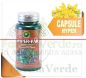 Hyper-Par 60 Capsule Hypericum Plant