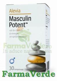 Masculin Potent 30 Cpr Alevia