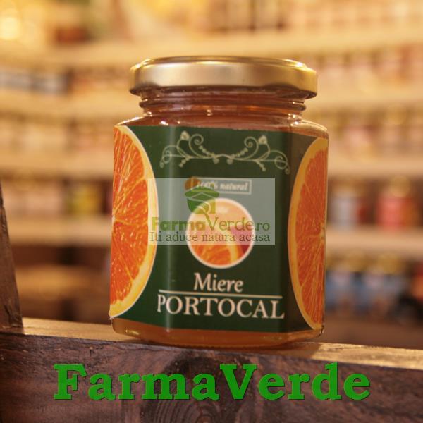 Miere Portocal 250 gr Prisaca Transilvania