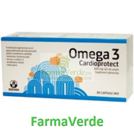 Biofarm OMEGA 3 Cardioprotect 30 Capsule Moi