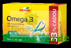Omega 3- 30 cps+10 GRATIS Walmark
