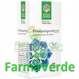 Prostata Protect 60 cps Steaua Divina