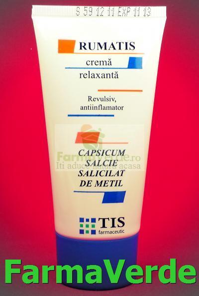 RUMA-TIS Crema Antireumatica 60 ml TIS Farmaceutic