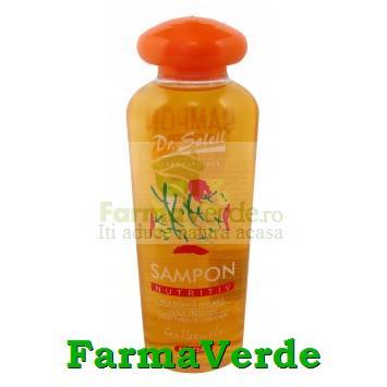 Sampon contra matretii cu Galbenele 250 ml Dr Soleil