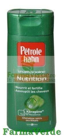 Petrole Hahn Sampon Nutritiv Pentru Par Ondulat 250 ml Trans Rom