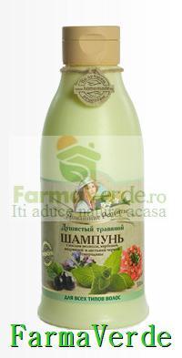 Sampon din plante parfumate pentru toate tipurile de par - RC44