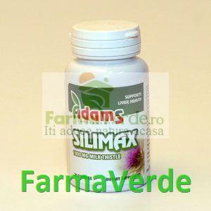SILIMAX MILK THISTLE (SILIMARINA) 1000 mg 30 cps Adams Vision
