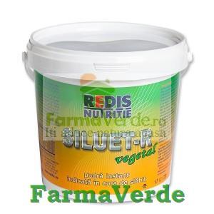 Siluet-R vegetal 400 gr Redis Nutritie