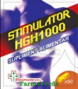 Stimulator HGH 1000 90 cps Quantum Pharm