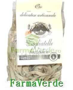 Paste Fainoase Tagilatelle Durum BIO 250gr SANO VITA