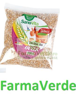 Tarate de Ovaz 200 gr SanoVita