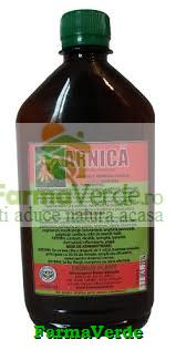 Tinctura de Arnica 500 ml Faunus Plant