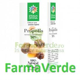 Tinctura de Propolis Apicol 30% Steaua Divina