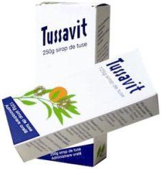 Zdrovit TUSSAVIT SIROP (125 ml)
