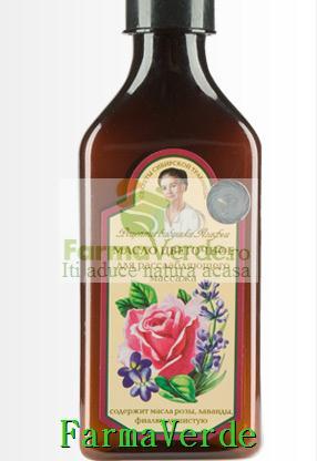 Ulei Floral pentru Masaj Relaxant AC 10 Bunica Agafia