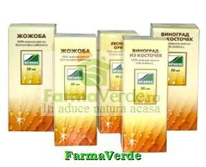Ulei de macese 30 ml uz extern Cosmetica Verde