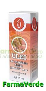 Ulei De Migdale Dulci 10 ml Manicos